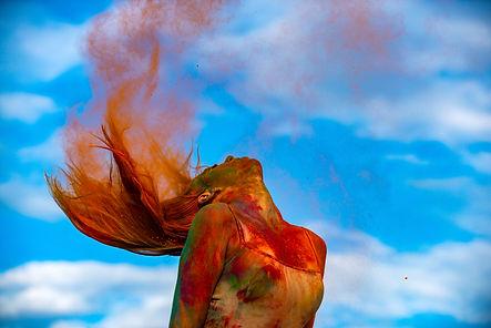 bigstock-Hair-Colorful-Holi-Splash-Abs-3