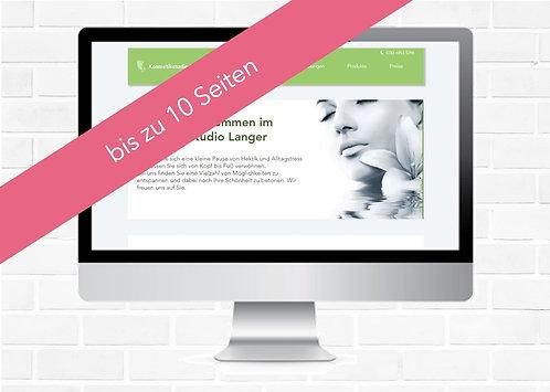 go! Homepages | Premium incl. Einrichtungsgebühr
