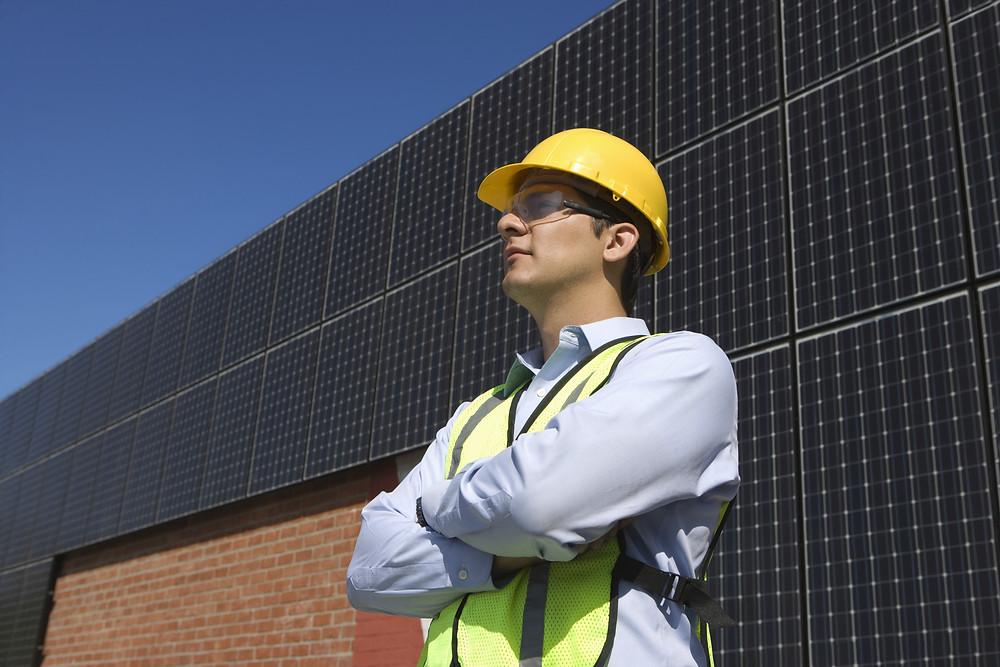 Projektleiter (w/m) im Bereich Photovoltaik für die Unterstützung bei der Planung und Baubegleitung von Photovoltaikanlagen