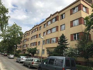 Glanzstr. 12-17, Scheibler Straße 13, 13