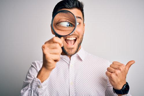Individuelle Google Ads Analyse