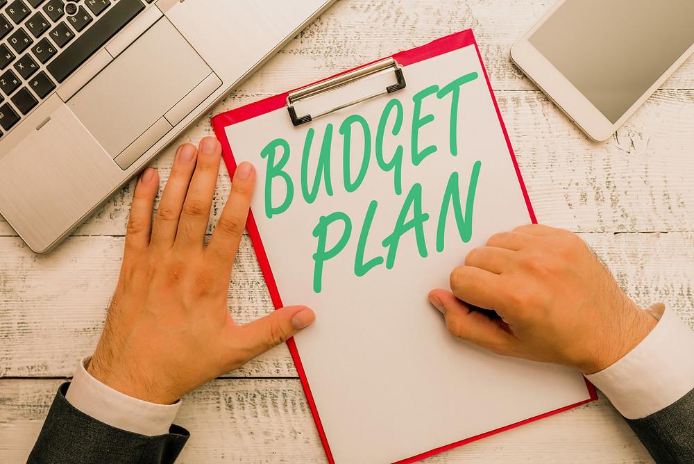 Schritt 4: Planen Sie Ihr Budget und Ihre Laufzeit