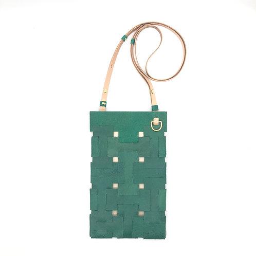 Mini Plus Lock Bag (Emerald)