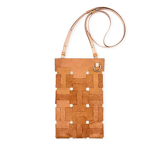 Mini Plus Lock Bag (Camel)