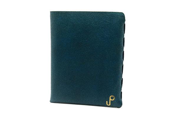 Bi-fold Wallet (Ocean Blue)