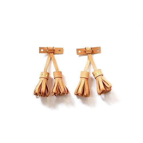 Shoe Tassel (Camel)