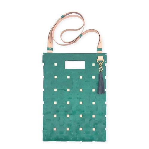 Medium Lock Bag (Emerald)