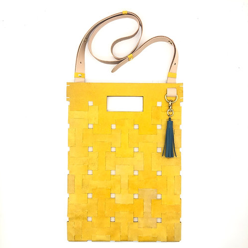 Medium Lock Bag (Yellow)