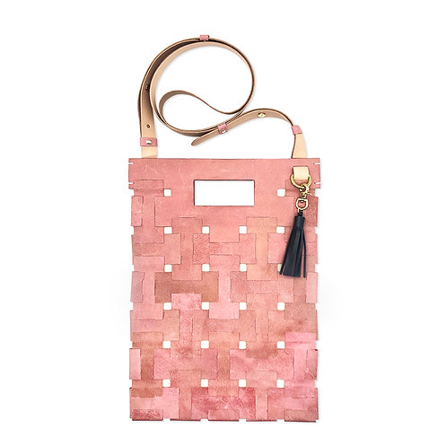 Medium Lock Bag (Pink)