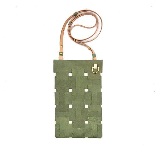 Mini Plus Lock Bag (Olive Green)