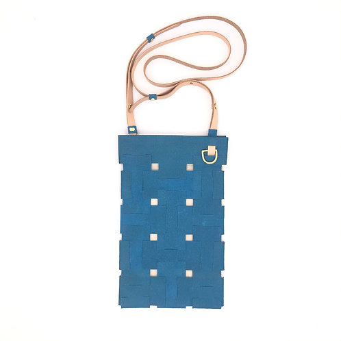 Mini Plus Lock Bag (Royal Blue)
