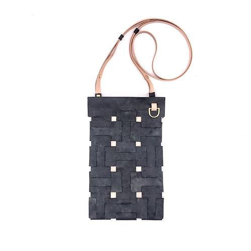 Mini Plus Lock Bag (Black)