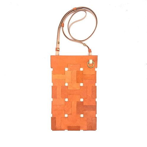 Mini Plus Lock Bag (Orange)