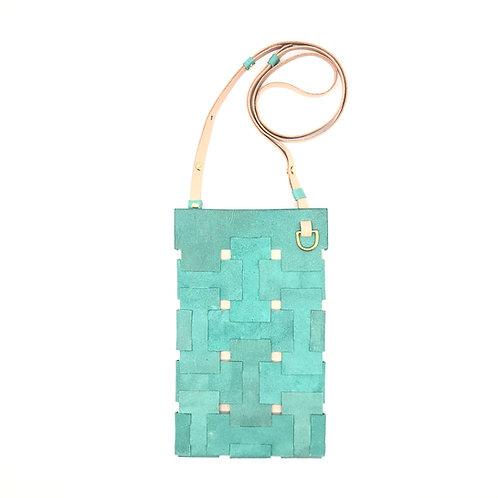 Mini Plus Lock Bag (Turquoise)