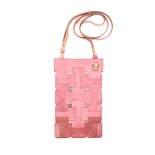 Mini Plus Lock Bag (Pink)