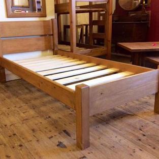 2 rail bed