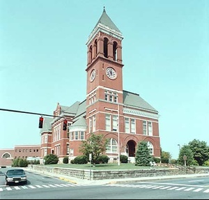 Floyd County Courthouse, Rome