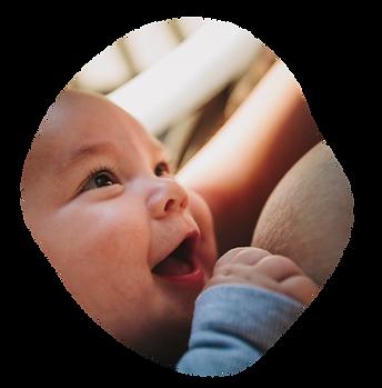 bébé allaité régurgitations Guadeloupe aide informations