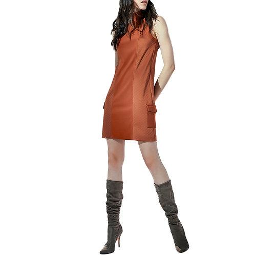 Vestido Recortes Lateral da Alphorria
