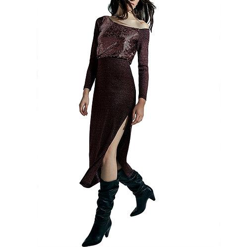 Vestido Ombro Assimétrico da Alphorria A.Cult