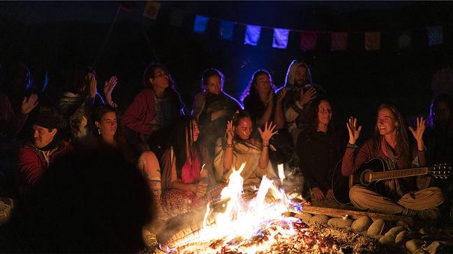 Ceremonias de Noche en la Bella Eco Alde