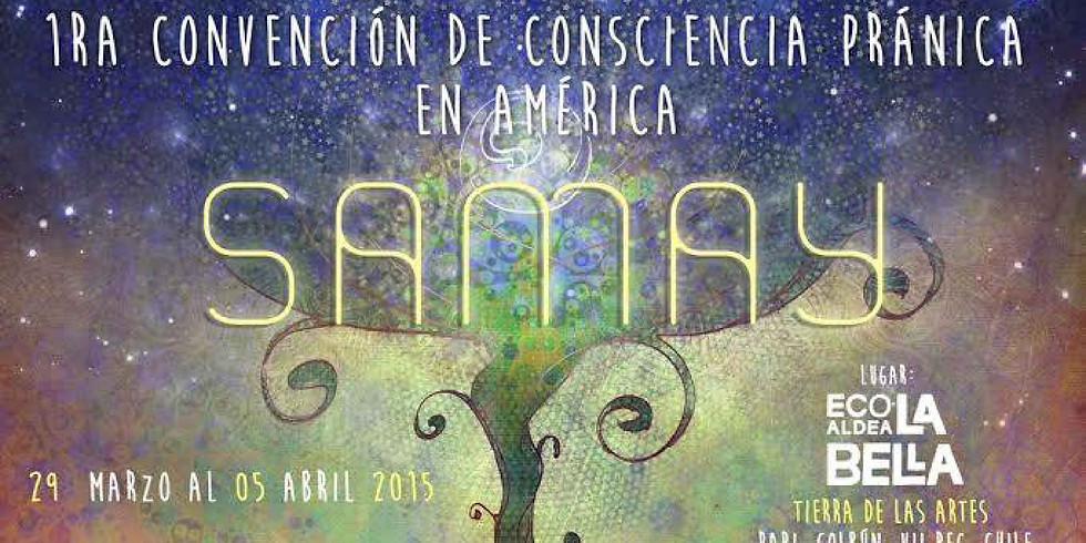 SAMAY 1era Convención de Conciencia Pránica en América