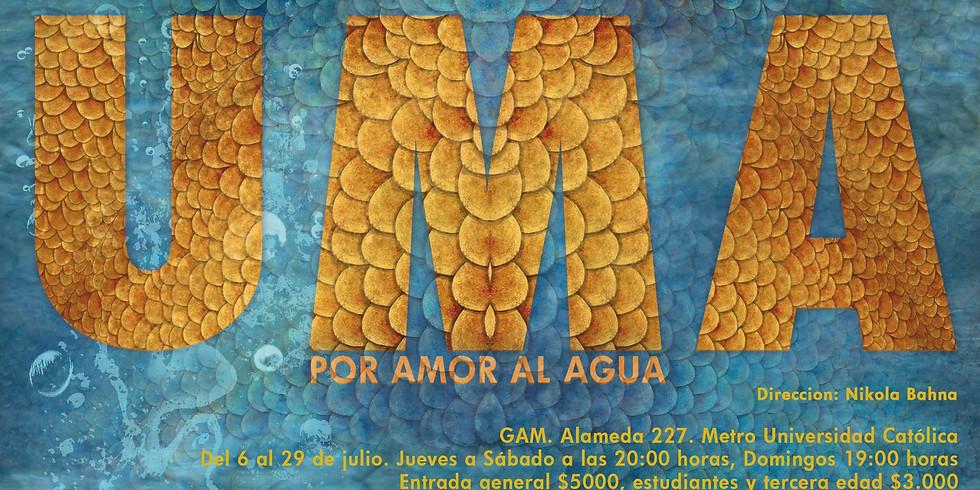 Agua Sakra propone la danza contemporánea como un ritual del cuerpo que permite transmitir valiosos contenidos culturale