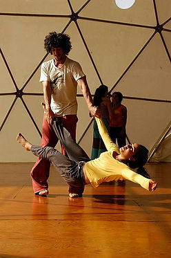 Expresion Corporal Bio danza en La Bella