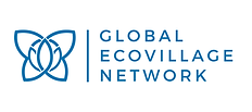 Global Ecovillage Network Logo y La Bell