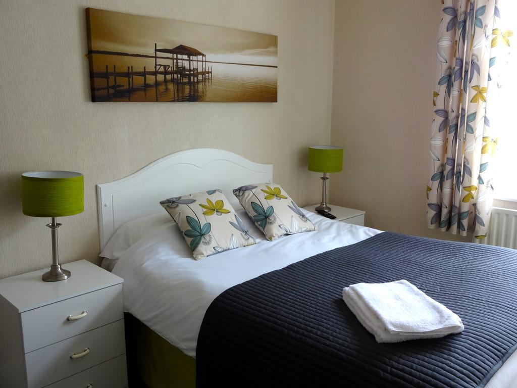 Nuneaton Hotel Double Room