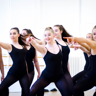 College course for dancers