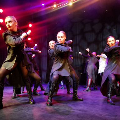 full time dance btec nuneaton
