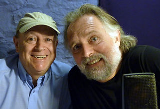 Rik Mayall and Dave Dutton The Last Hurrah