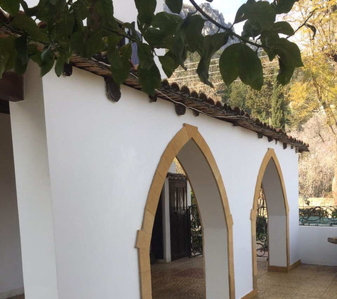 Cypriot Arches