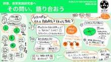 【開催報告・グラレコ】第18回 えどぴ -保育の専門性を高める会-@ZOOM