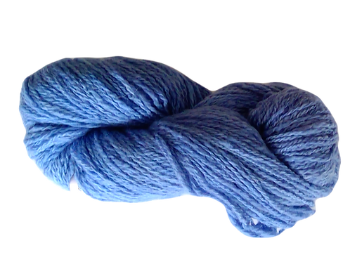 Hand spun pure wool