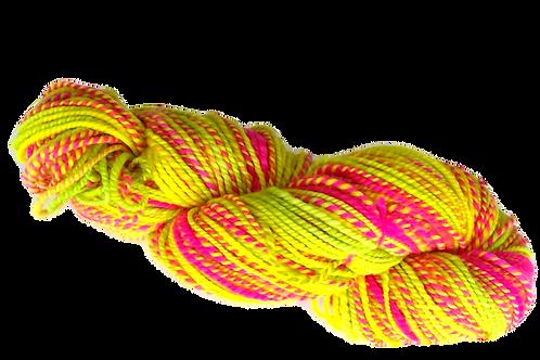 Hand Sun fluoro yarn
