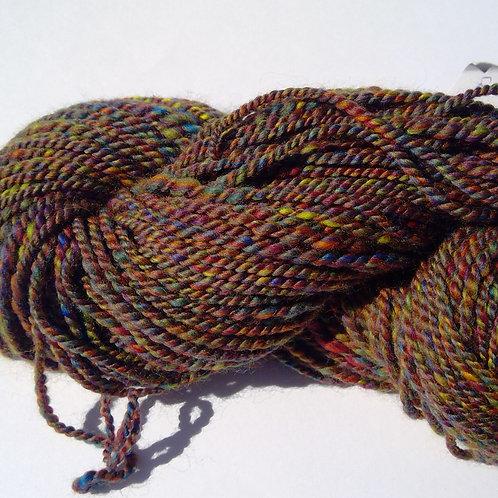Hand Spun Woollen Yarn