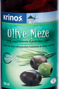 OLIVES MEZE (CASE @ 6x500ml)