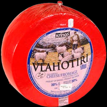 VLAHOTIRI Cheese Wheel 10KG