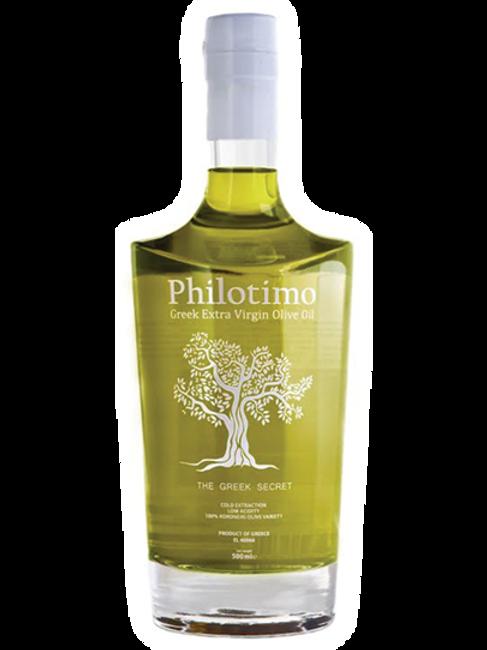 PHILOTIMO EVOO THE GREEK SECRET 500ml