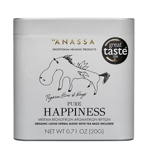 ANASSA ORGANIC HERBAL TEAS 10x1gr