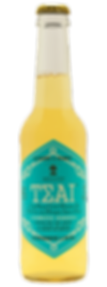 Tsai Greek Mountain Tea - Honey Ginger