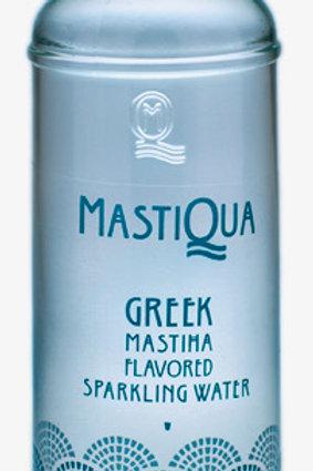 MASTIQUA SPARKLING WATER (CASE) - VARIES IN SIZE