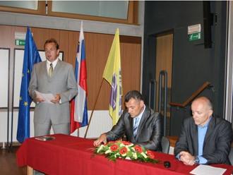 Okoljski minister obiskal Brezovico pri Ljubljani