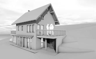 Hiša O, Zaplana