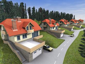 Hiše Preserje