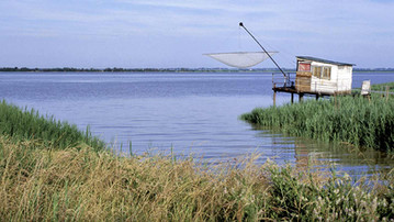 Découvrir l'estuaire de la Gironde, ses îles et ses carrelets