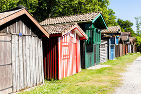 Photographier les cabanes ostréicoles du Bassin d'Arcachon