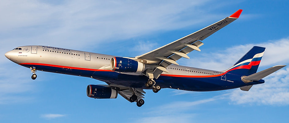 Aeroflot-Russian-Airlines-Airbus-A330-30
